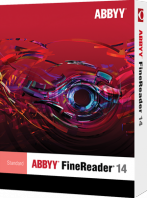 ABBYY FineReader 14 Standard 1 year
