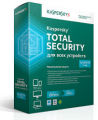 Kaspersky Total Security - Multi-Device Russian Edition. 3-Device 1 year Renewal Download Pack