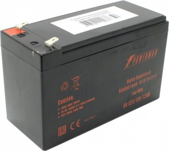 Аккумулятор Powerman Battery for UPS 12V/7,2AH