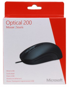 Mouse Microsoft  Optical  200 USB Retail