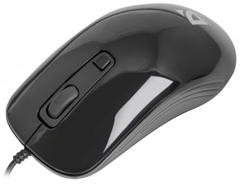Мышь Defender Optical Mouse Datum < MB-060 Black > (RTL) USB 4btn+Roll < 52060 >